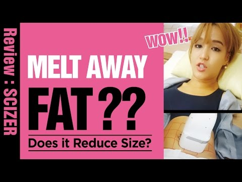 SCIZER ㅣ MELT AWAY FAT??? | Does it Reduce Size?