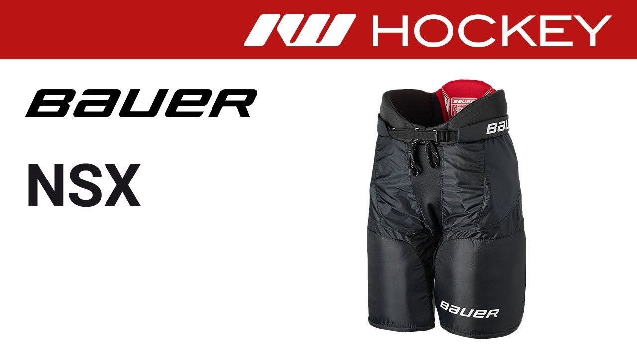 Bauer Nsx Hockey Pant Review Youtube