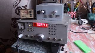 видео Основная плата трансивера