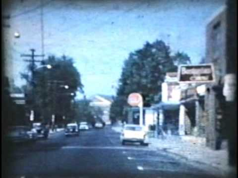 Ride Through Whitinsville about 1962