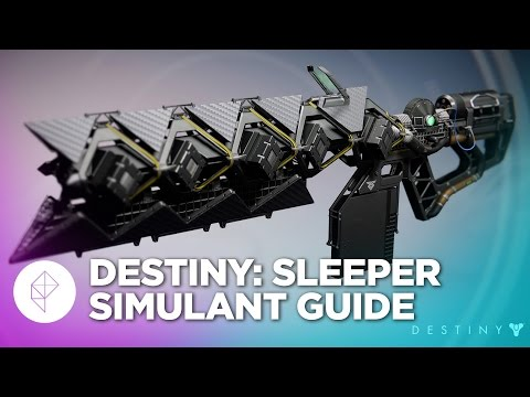 Destiny gets a new timed quest leading to the Sleeper Simulant exotic weapon (update)