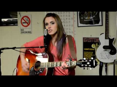 """Me Singing - """"Pumped Up Kicks"""" By Foster The People - Natalie Joly Cover"""