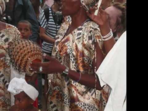 video del festival del caribe y grupos de descendientes Haitianos en Cuba.wmv