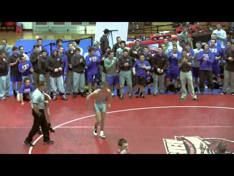 Roger Williams New England Duals 2014