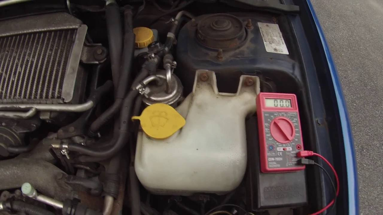 small resolution of subaru wrx 4eat starter motor replacement