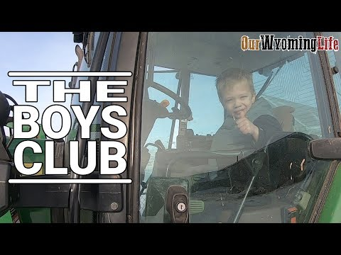 The Boys on the Ranch - A Day in the Life