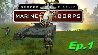 Semper Fidelis: Marine Corps |Ep.1| Yay! First Mission Complete!