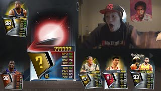 THERES NO WAY!  - NBA LIVE 15 PACK OPENING