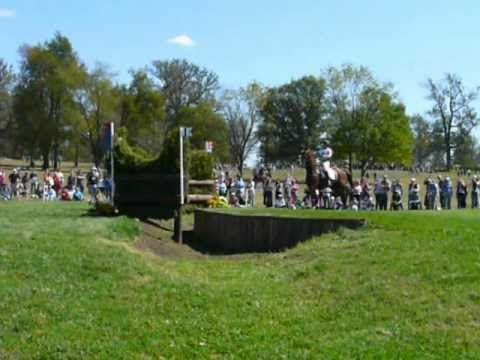 2010 Alltech FEI World Equestrian Games Eventing Cross Country Phase