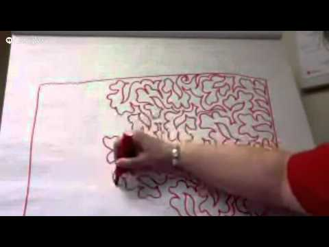 Continuous Line Drawing With Nik (for Quilters)