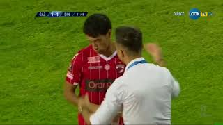 Gaz Metan - Dinamo: Salomao egaleaza in minutul 32