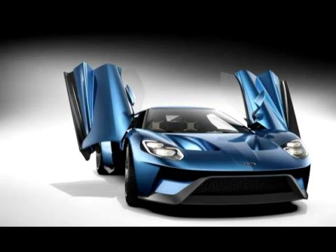 Ford Gt Price Specs