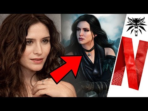 Netflix's The Witcher series casts its Ciri and Yennefer thumbnail
