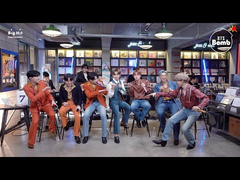 [BANGTAN BOMB] 'Dynamite' Stage CAM (BTS focus) @ NPR Tiny Desk Concert – BTS (방탄소년단)