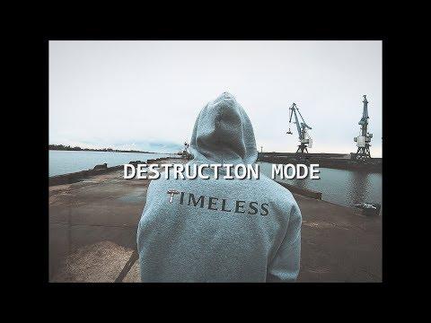 E.V.- Destruction Mode (prod. By PRGMAT) OFFICIAL VIDEO 2018