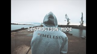 E.V.- Destruction Mode (prod. by PRGMAT) OFFICIAL VIDEO 2018