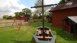 Fun in the sun Broadhembury Campsite Kent UK Camping Campsitefinder