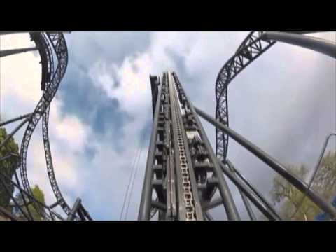 The Smiler FULL POV HD - Alton Towers