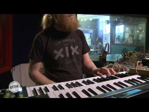 "Little Dragon performing ""High"" Live on KCRW"