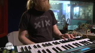 """Little Dragon performing """"High"""" Live on KCRW"""