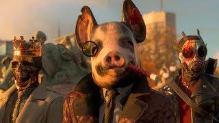 Watch Dogs Legion | ТРЕЙЛЕР (на русском) | E3 2019