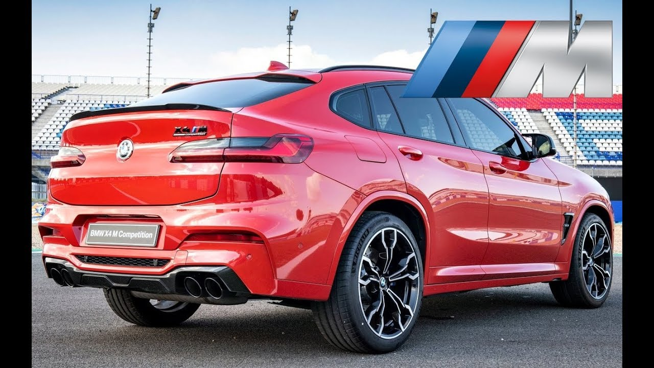 2020 Bmw X4 Update, Specs, And Engine >> 2020 Bmw X4 M Competition Us Spec Race Track Action