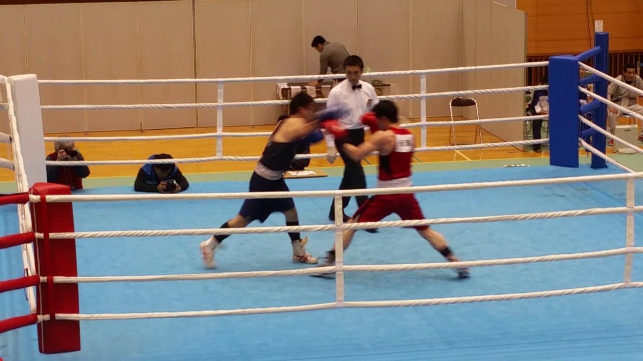 2016 12 24 第68回全日本社会人ボクシング選手権大会決勝 ライト ...