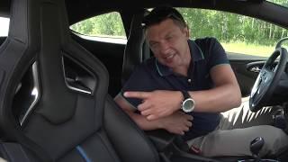 тест Opel Astra OPC 2013  www.skorost-tv.ru(Игорь Бурцев рассказывает о новом Опель Астра ОРС в авторской программе