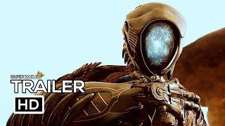 LOST IN SPACE Season 2 Trailer (2019) Netflix, Sci-Fi Movie HD