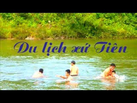 Hội đồng hương Tiên Cảnh (Tắm sông Đá Giăng quê tôi 4/6/2012)