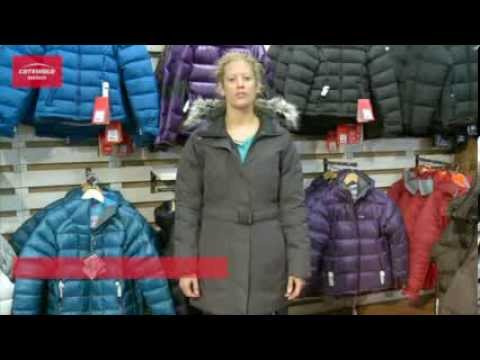 b0a31256a The North Face Womens Brooklyn Jacket