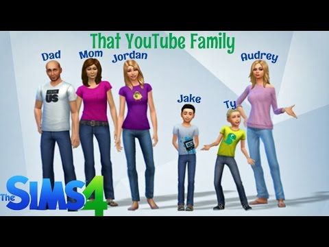 Sims4: Meet My Family! [1]