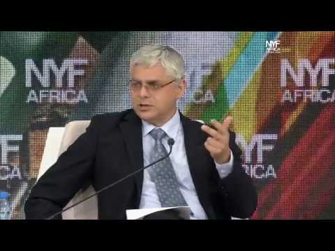 NYFA 2014 - Transforming Oil Revenues into Development [In French]