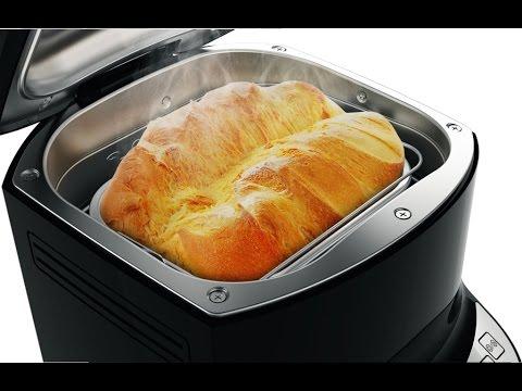Ржаной хлеб в хлебопечке - быстрый и простой рецепт!