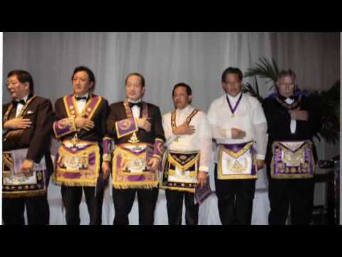 Masonic Ring Video