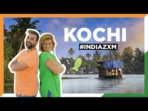 Kochi o Cochin - La reina del mar de Arabia -  Kerala - India - ZXM