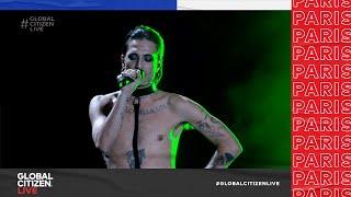 Måneskin Perform a Cover of Billie Eilish's 'Bury a Friend' | Global Citizen Live
