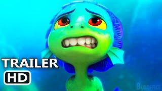 LUCA Trailer 2 (Nuovo, 2021) Disney Pixar Movie HD