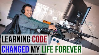 5 ways learning CODE will CHANGE your life FOREVER | #devsLife