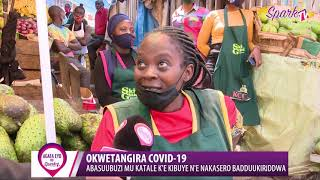 Abasuubuzi mu katale e Kibuye ne Nakasero badduukiriddwa