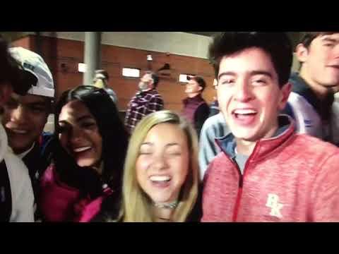 Insane vlog and footage against the Fighting Irish | John Speicher #KingTeam