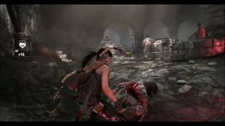 Rise of the Tomb Raider / The Acropolis Catacombs (PC)