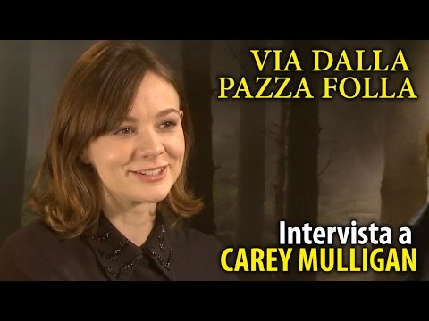 VIA DALLA PAZZA FOLLA | Carey Mulligan interview
