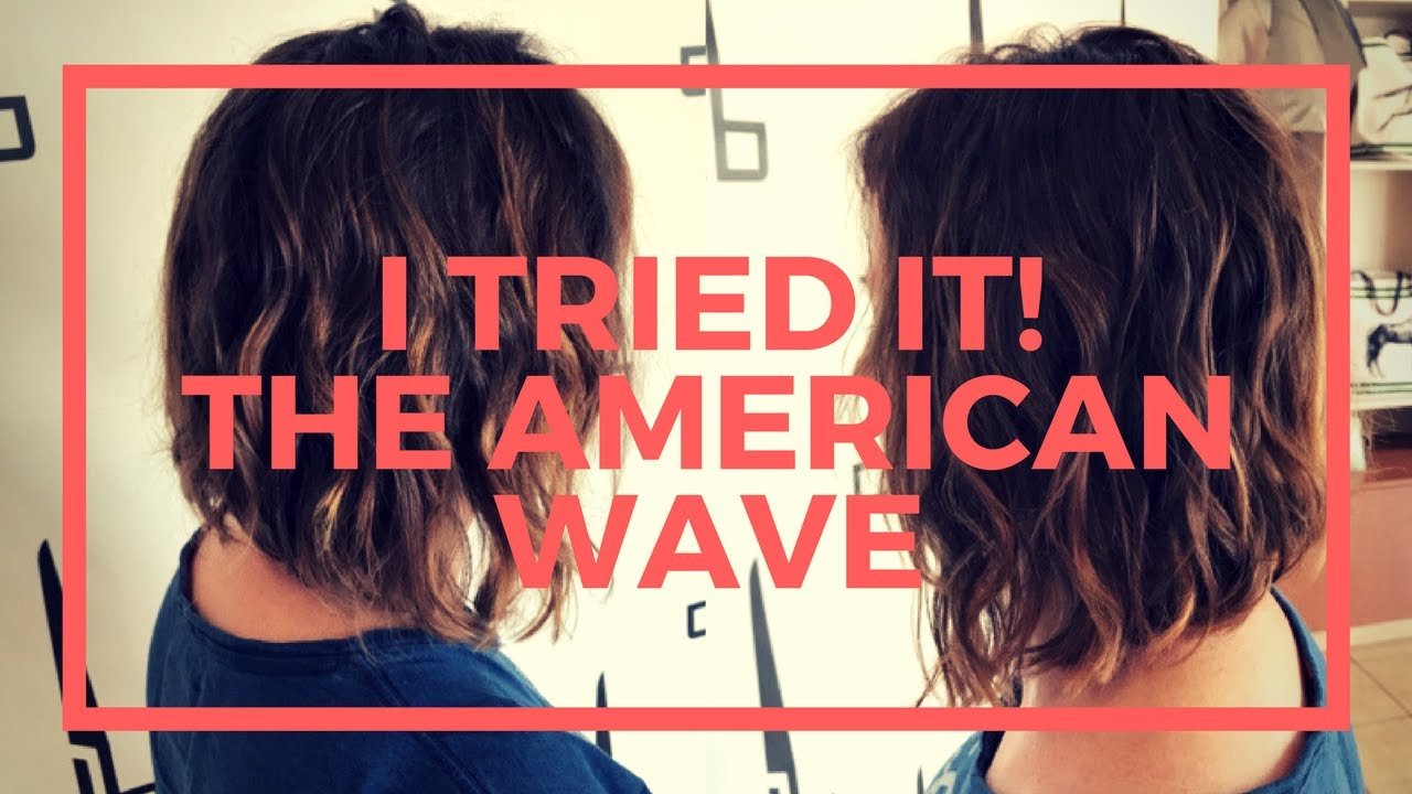 I TRIED IT American Wave All Things Fadra YouTube