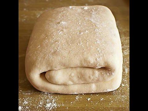 Panaderia, Masa danes, Receta # 88, como hacer pan casero