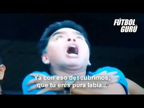 El Show de los Patrones - Ya se habían tardado...Maradona ya tiene corrido!