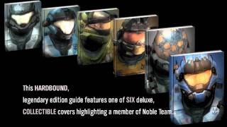 Halo Reach Signature Series Guide - Limited Edition Guide (X360)