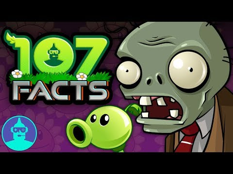 107 Plants Vs Zombies Facts YOU Should Know   The Leaderboard