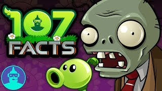 107 Plants Vs Zombies Facts YOU Should Know | The Leaderboard