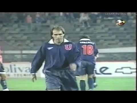 El grandioso regreso del Leo Rodríguez a la U de Chile - Copa Mercosur 1998